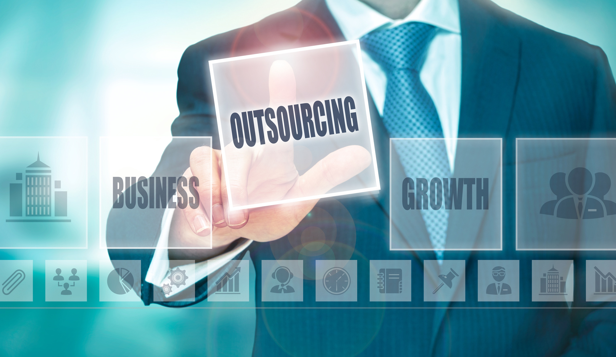 IT Outsourcing Visualized